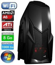 PC Gamer - A6 - 3.9 Ghz - 1000Go - Ram 8 Go - WiFi N - Windows