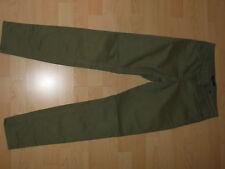 Damen o. Mädchenhose von H&M Gr. 36 Farbe:Oliv