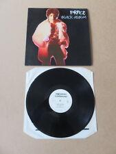 PRINCE Black Album RIKARDO HAMMOND MR X  LP RARE 1988 DUTCH PRESSING RDLP101