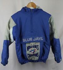 Vintage Youth Toronto Blue Jays 1992 World Series Champions Starter Jacket Sz L