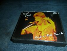 CD/Vintage  David Bowie Rock n Roll Suicide  2LPs 1989 The Swingin Pig Records