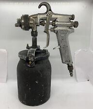 Vintage Paint Spray Gun Binks Mfg Co Model 7