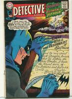 """Detective Comics-Batman #366 VG+ """"Batman's Last Hour"""" DC Comics  SA"""