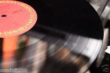 JOAN JETT AND THE BLACKHEARTS GLORIOUS RESULT HONG KONG SONY SAMPLE EX LP vinyl