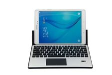 "Aluminum Universal Touchpad Bluetooth Keyboard Case Stand For Various 10"" Tablet"