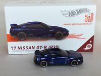 Hot Wheels Custom ID Car '17 Nissan GT-R R35 2020 Series 2 Limited Production