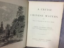 Book The Log of the Fortuna  A Cruise in Chinese waters Captain A F Lindley 1886