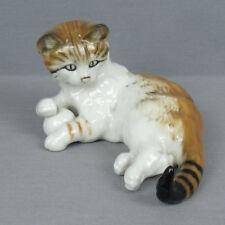 Porzellan Keramik-Antiquitäten - & Kunst-Katzen