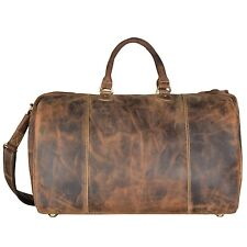 Greenburry Vintage Reisetasche Leder 42 cm (brown)
