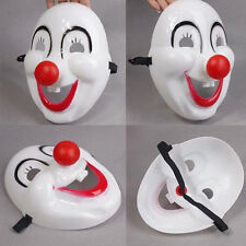 Halloween Fancy Dress Party Mask Red Nose Clown Masquerade Mascaras Masks CQ