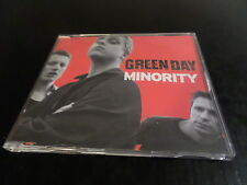 CD SINGLE - GREEN DAY - MINORITY