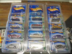 2006 Hot Wheels Treasure Hunt Set in Protecto's