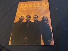 The Eagles North American Tour 2002 Program