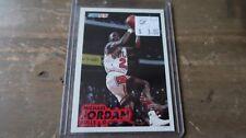 1993-94 Fleer Basketball #28 Michael Jordan BULLS
