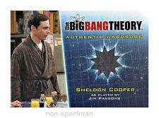 BIG BANG THEORY SEASON 5 CRYPTOZOIC WARDROBE COSTUME M1 SHELDON COOPER