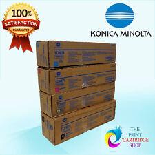 New & Original Konica Minolta AU9130 AU9233 AU9333 AU9433 Full Toner Set CMYK