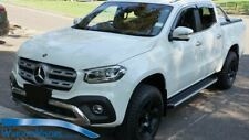 Window Visors Weathershields weather shields for Mercedes Benz X-Class 2018-2019