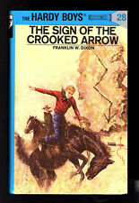 The Hardy Boys: The Sign of the Crooked Arrow #28 by Franklin W Dixon (2002) LN