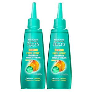 2x Stemoxydine Garnier Fructis Loreal ORIGINAL Grow Strong Serum 84ml Hair Loss