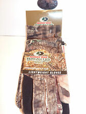 Infinity Gloves Large Light weight Mossy Oak Hunting, Shooting, Fishing SI 0015