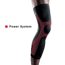 LP 272 Power Knee Support Brace Compression Calf Thigh Running Heat Strap Sleeve