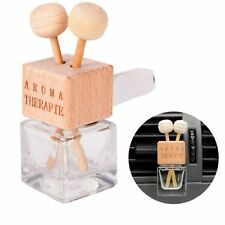 Car Perfume Pendant Hanging Diffuser Aromatherapy Essential Oil Bottle Decor HQ