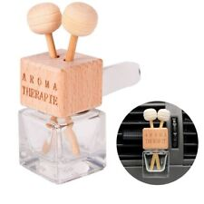 Car Perfume Pendant Hanging Decor Diffuser Aromatherapy Essential Oil Bottle HQ
