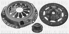 HK9281 BORG & BECK CLUTCH KIT 3-in-1 fits Kia Pride, Mazda 121 NEW O.E SPEC!