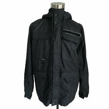HOLLISTER by ABERCROMBIE Men`s  Mesh-Lined Utility Jacket size: L