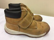 Timberland Timber Tykes Infant Wheat Nubuck Boots size 10