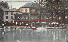 SOUTHWICK, MA ~  CONGAMOND LAKES HOUSE ~ SPRINGFIELD NEWS CO., PUB. ~ used 1910
