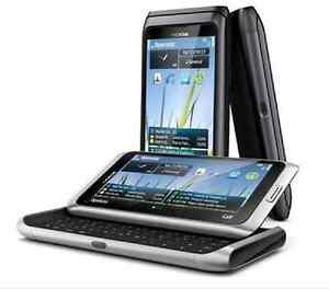 "E7-00 Original Unlocked Nokia E7 4"" Touch Screen Slide Keyboard 16GB 3G Wifi 8MP"