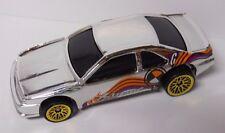 2000 Hot Wheels '90 T-Bird #102-Chrome Silver Paint