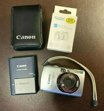 Canon PowerShot SD850 IS Digital ELPH 8.0 Mega Pixels With Charger And Case