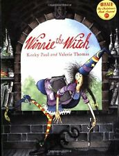 WINNIE THE WITCH,Hachette Children's Books