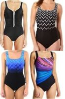 Reebok Ladies' One Piece Swimsuit - Variety