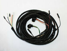New! 1965 Mustang Tail light wire Fastback with correct boots Wire Harness Loop