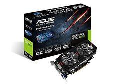 ASUS GeForce GTX 750 Ti tarjeta gráfica OC, 2GB GDDR 5, Vga, 2 x DVI-D, HDMI