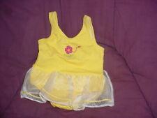 Carters Girls swim diaper swimdiaper built in size 12 months