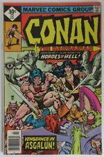 1977 CONAN THE BARBARIAN #72 -  VG            (INV26984)