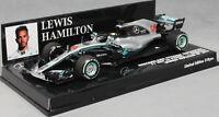 Minichamps Mercedes-AMG F1 W09 Brazil Win 2018 Lewis Hamilton 417182044 1/43 NEW