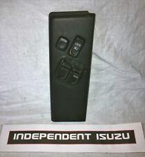 ISUZU TROOPER MK3 MK4 FRONT DRIVERS WINDOW SWITCHES SWB RHD