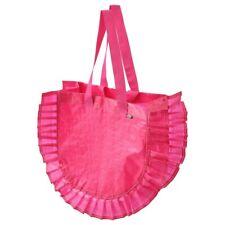 Ikea KARISMATISK Frakta PINK RUFFLED Reusable Shopping Bag Medium 7 Gallon NEW!