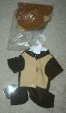 NEW Star Wars Ewok Dog/Pet Costume with Hood/Mask Size Small
