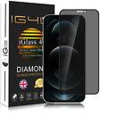 Gorilla iPhone Screen Protector Diamond Tempered Glass 11 12 13 Pro X XR XS Max