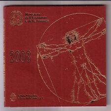 Italia    Divisionale   2008   8 monete