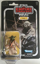 Star Wars The Black Series Yoda Action Figure (2020, Hasbro)