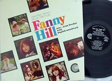 Oven & Frank Thomas ORIG US Soundtrack LP Fanny Hill NM 1969 Canyon