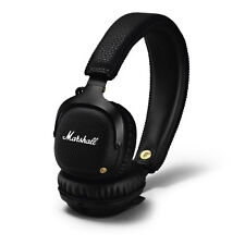 Marshall Headphones Bluetooth Mid Black Colour 04091742