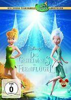 TinkerBell - Das Geheimnis der Feenflügel von Peggy Holme... | DVD | Zustand gut